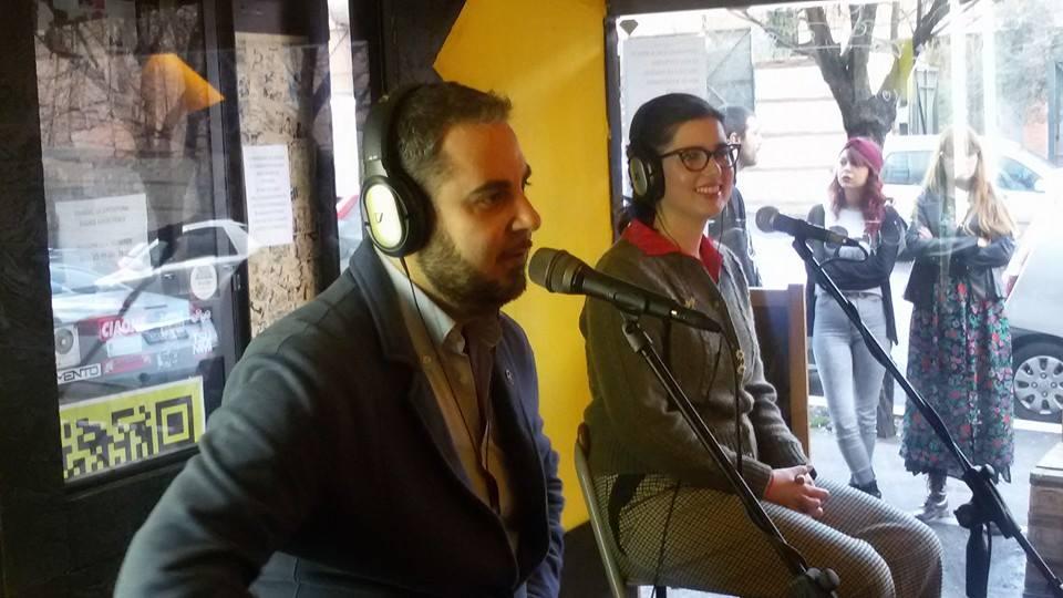 "LabCostume ospite da Radio Kaos Italy per ""Hello Vintage"""