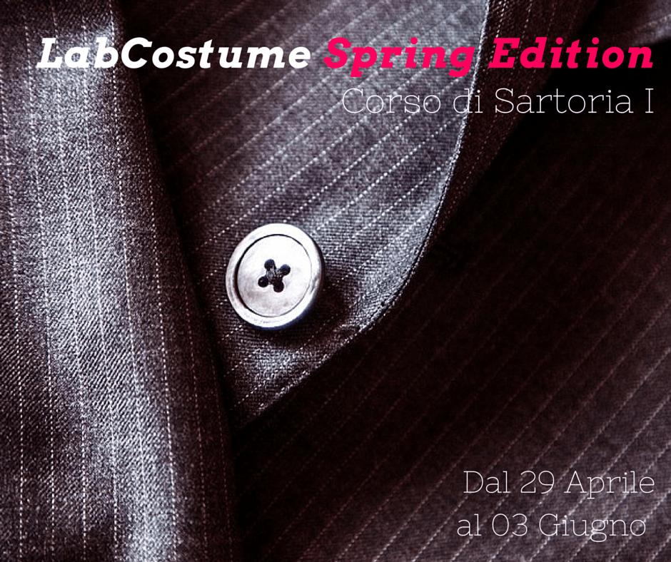 LabCostume Spring Edition - Sartoria