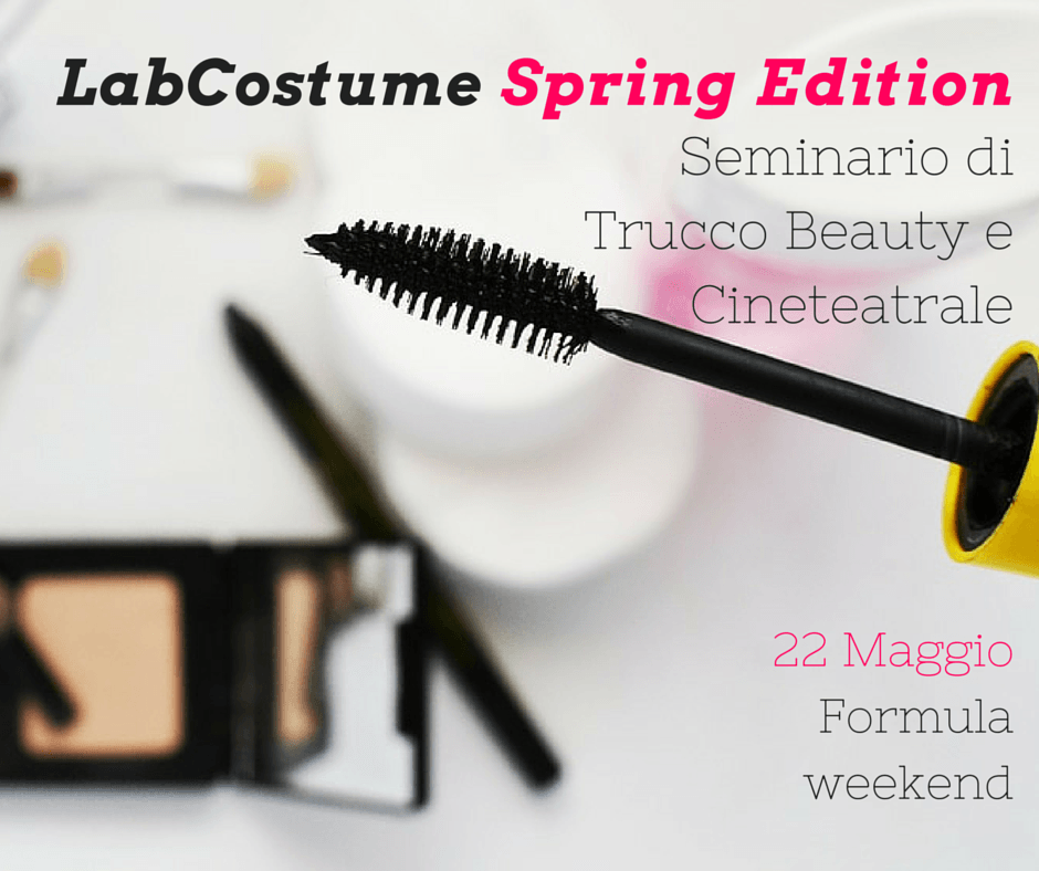 LabCostume Spring Edition - Trucco