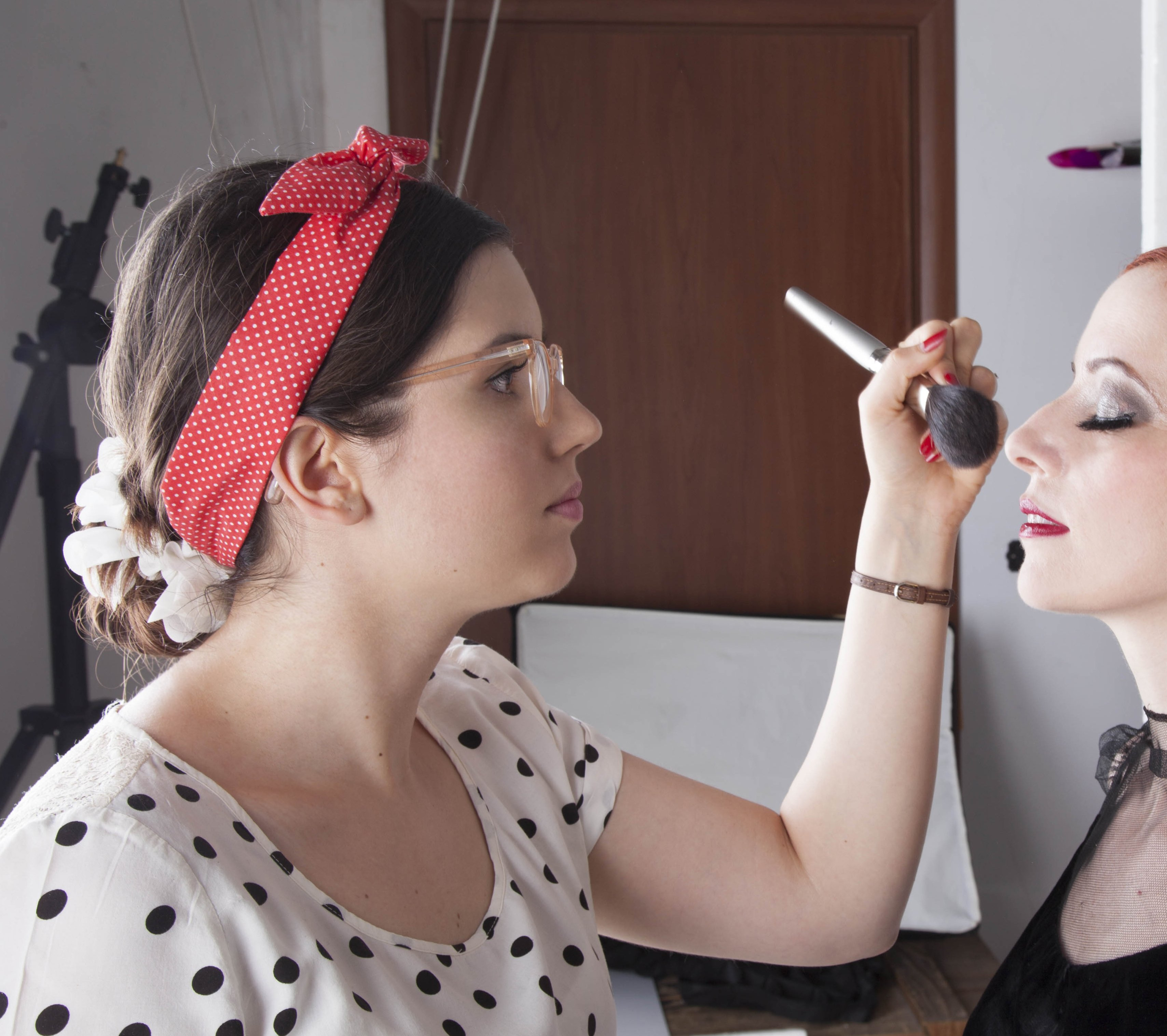 Il lavoro di Make-up Artist: intervistiamo Francesca Brugioni di Retrorama